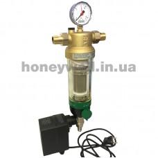 Honeywell Resideo F76S-3/4AA+привод промывки Z11S