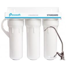 Проточный тройной фильтр Ecosoft Standart FMV3ECOSTD