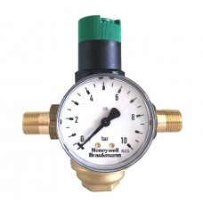 Honeywell Resideo D06F-1/2B + Манометр Honeywell M07M-A10