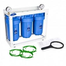 Aquafilter HHBB10B тройной фильтр стандарта Big Blue 10