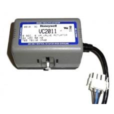 Привод клапана Honeywell VC, 24В, SPDT, кабель 1м, (VC2011ZZ00/U)