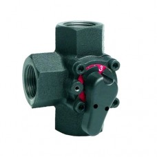 Трехходовой поворотный клапан Honeywell DN25 Kvs 10 м3/ч V5433A1049
