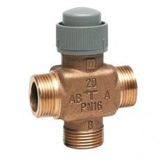 Трехходовой смесительный клапан Honeywell V5833A Rp 3/4 DN20 kvs 2.5