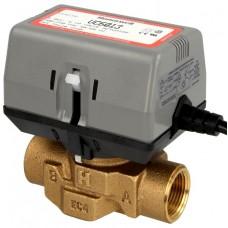 Привод клапана Honeywell VC, 220В, SPDT, кабель 1м (VC6613ZZ00/U)
