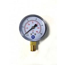 Манометр радиальный Aquafilter 10 Bar
